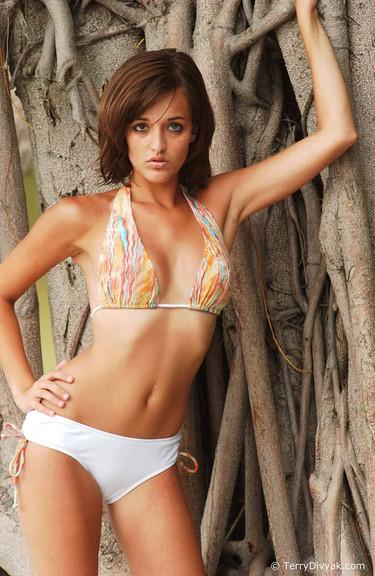 Bikini Model Skye Connolly