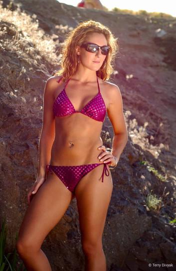Bikini Model Maggie