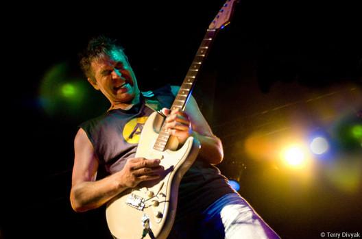 Roger Fisher Founding guitarist of Heart