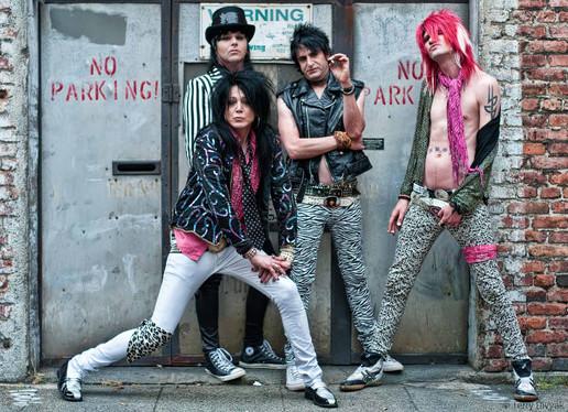 Prophets Of Addiction  Band Promo