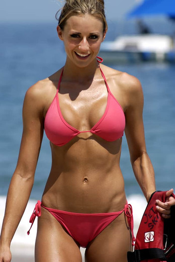 Bikini Model Jamie S. and Fitness model