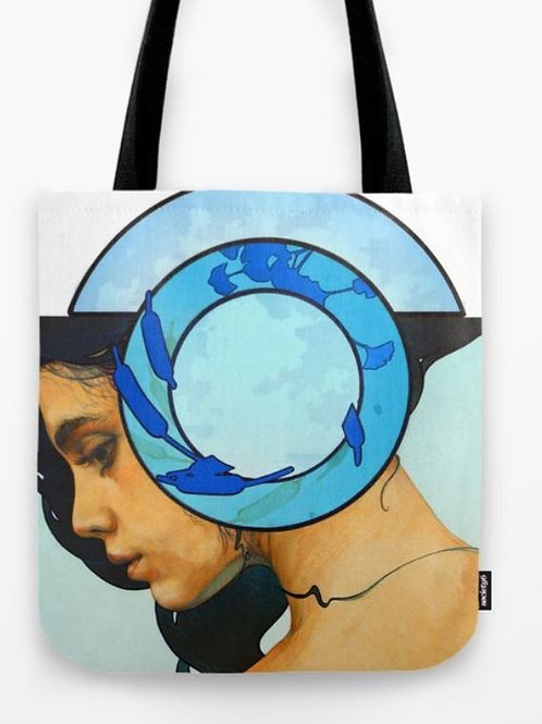 Moment of Reflection Tote Bag