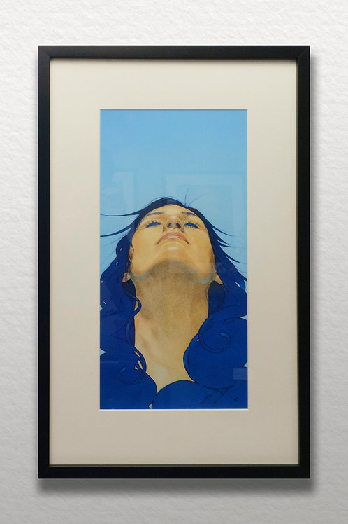 Jackie Signed Giclee Art Reproduction