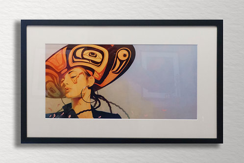 Seattle Signed Giclee Art Reproduction