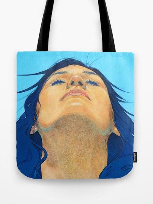 Jackie Tote Bag (Size 13x13)