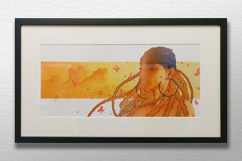 Sunrise Signed Giclee Art Reproduction