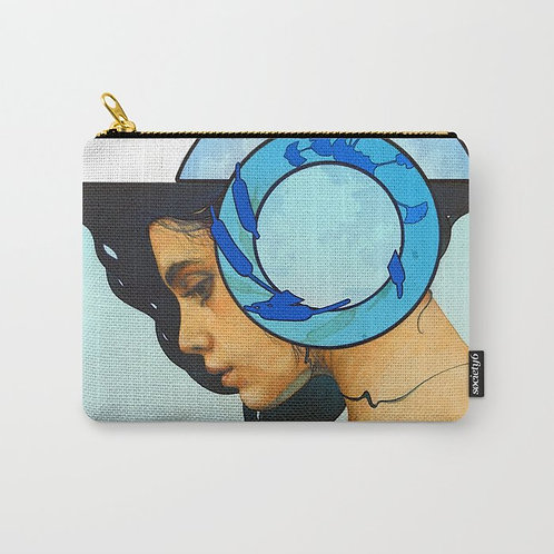 A Moment of Reflection Pouch