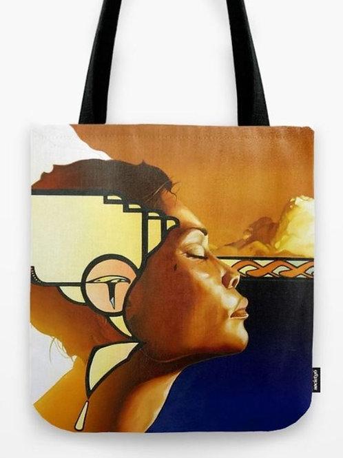 Nakeesa Tote Bag (Size 13x13)