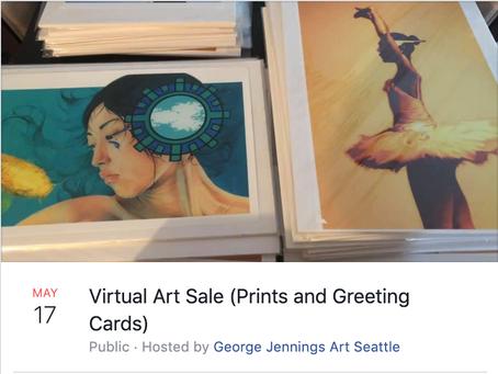 Virtual Art Sale