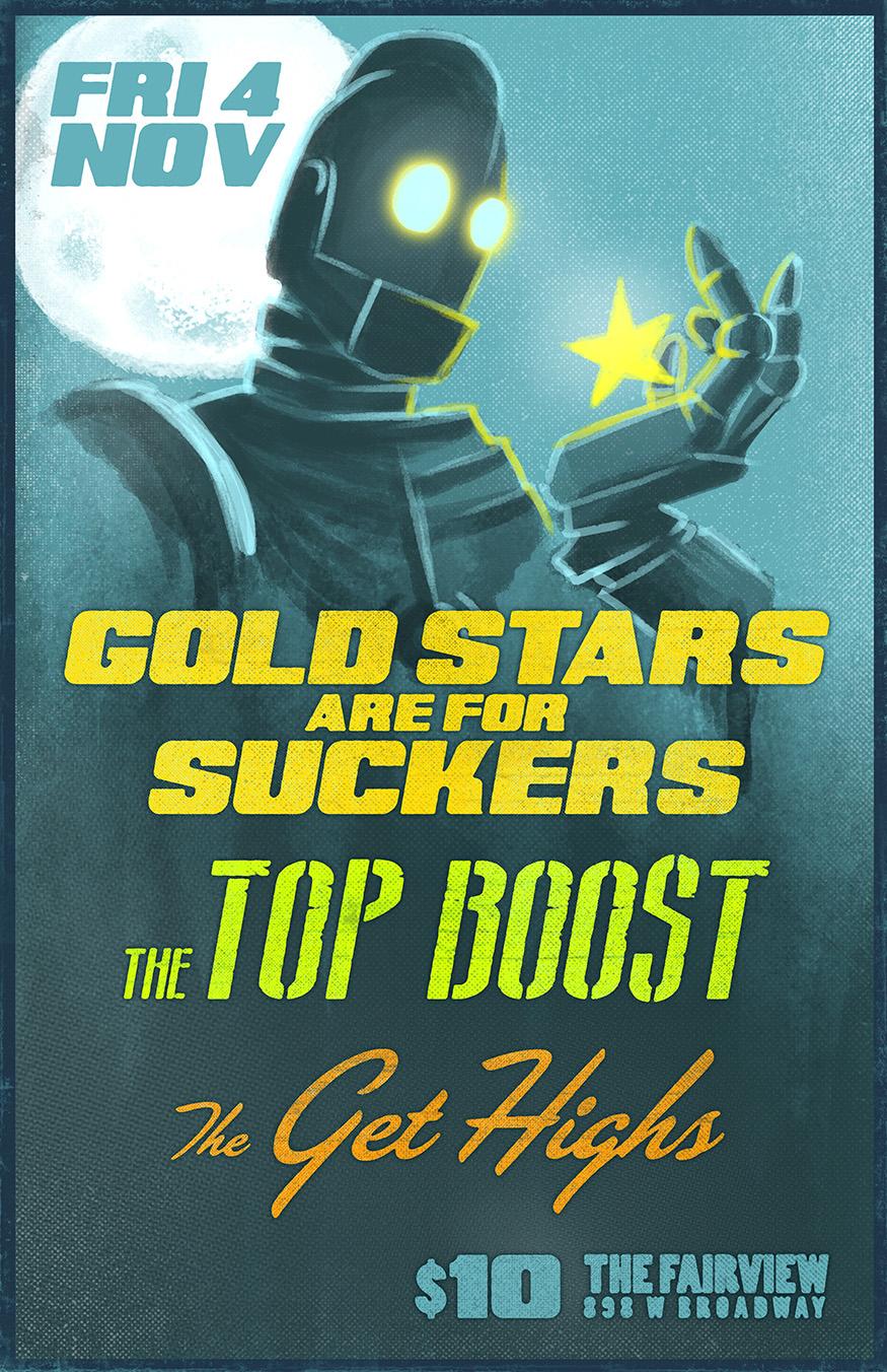 Gold Stars Nov04