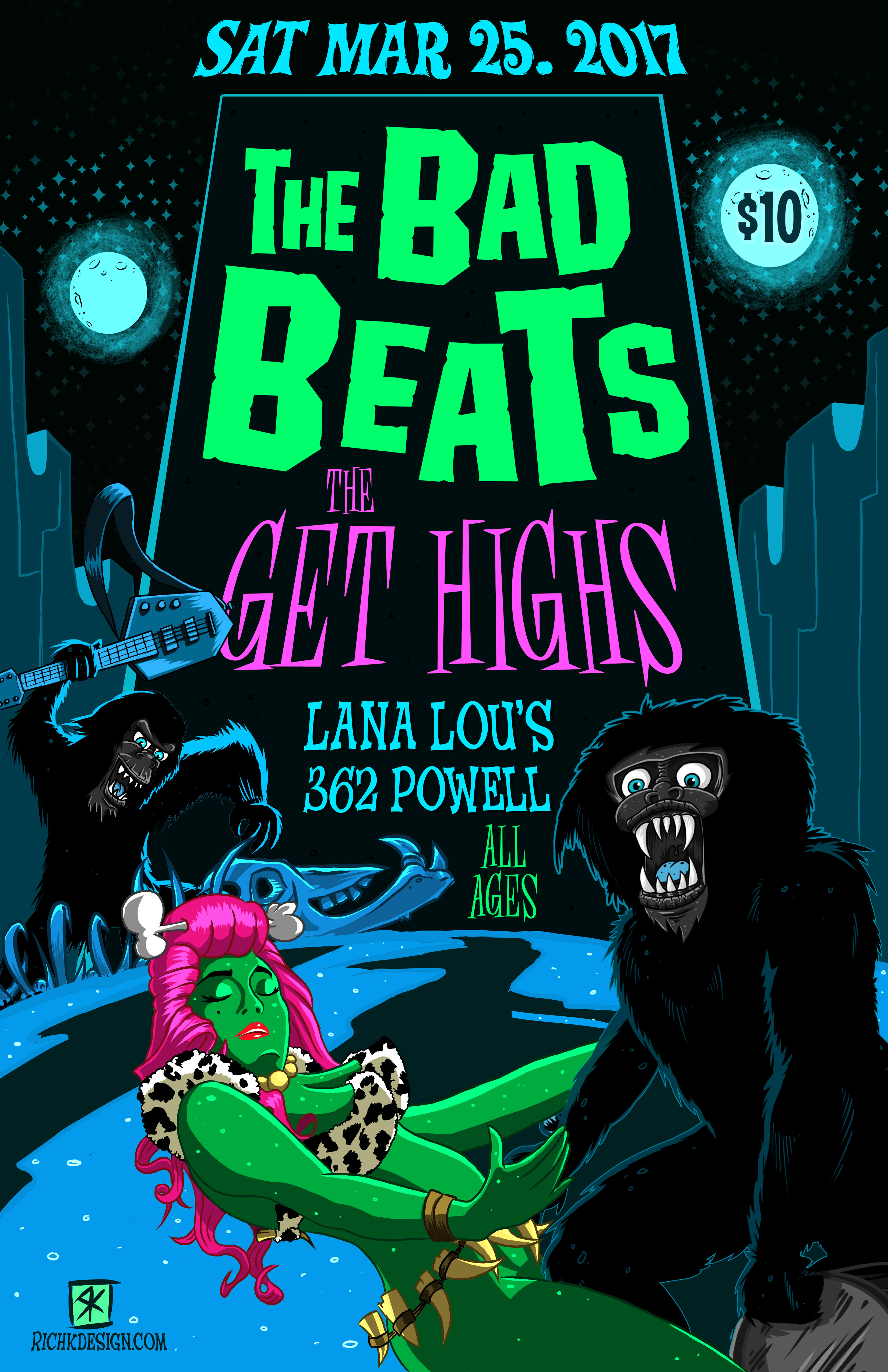 Bad BeatsMar 25th