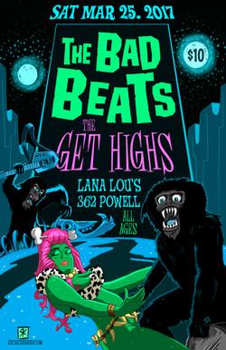Bad BeatsMar 25th