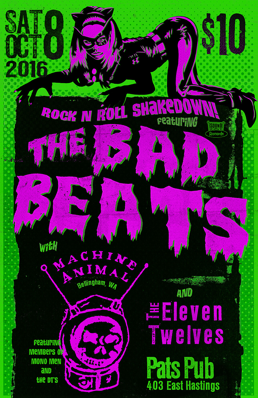 Bad Beats Oct 08 2016