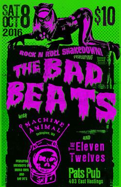 Bad Beats Oct 08 2016