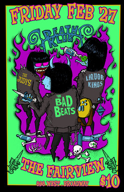 Bad Beats Feb 27 2015