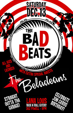 Bad Beats Dec 13 2015
