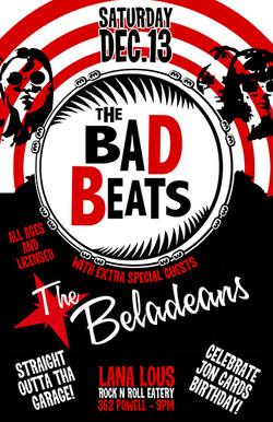 Bad Beats Dec 13 2015