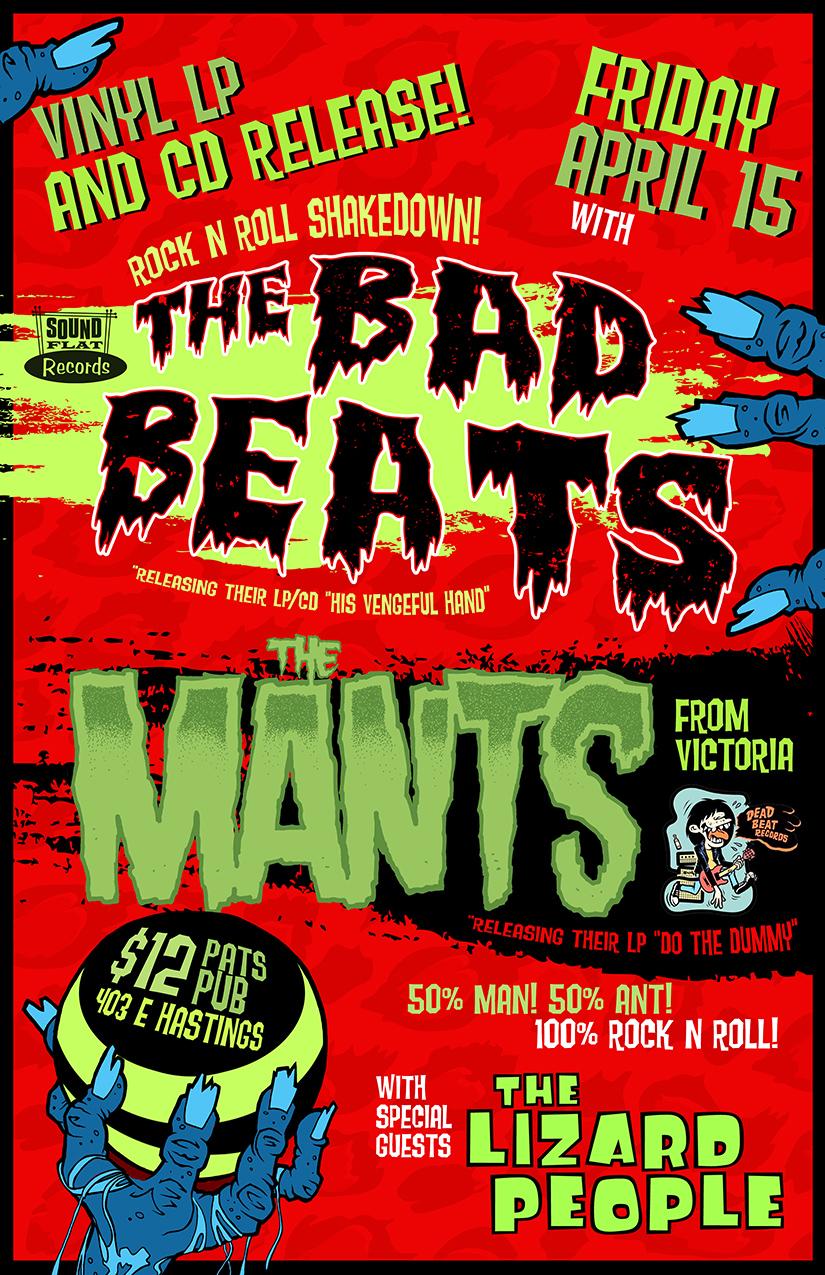 Bad Beats April 15 20016