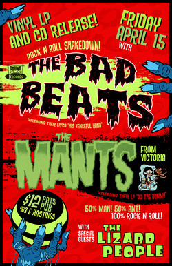 Bad Beats April 15 20016