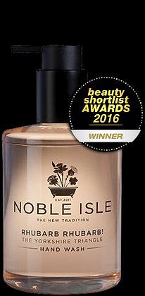 Noble Isle - Hand Wash - Rhubarb
