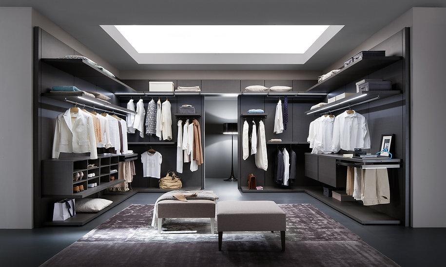 Agence Tavasier - Agencement de dressing