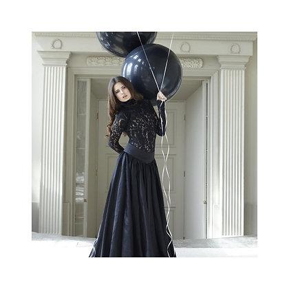 John Swannell -Black balloons - 2012