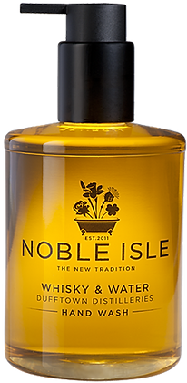 Noble Isle - Hand Wash - Whisky & Water