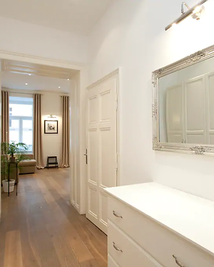 Angers - Appartement - Couloir