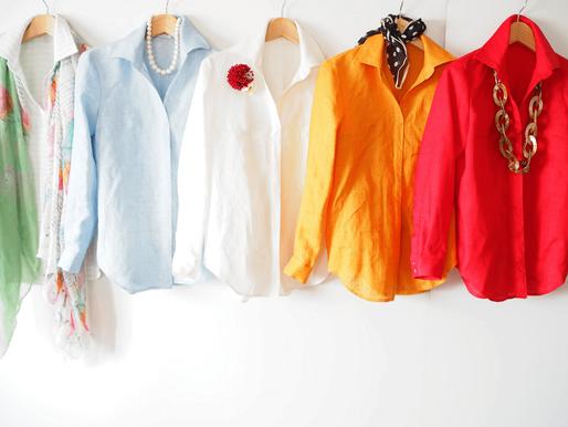 着心地良く、美スタイル、女性らしい 欲張りなシャツ【ericoco】