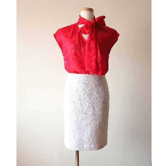 タイトスカート <LINTON fabric>