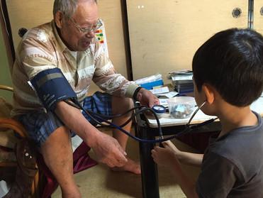 山里の訪問診療2016終夏①