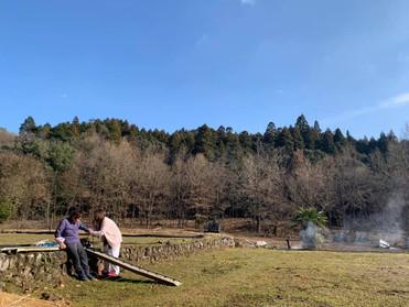 山里の訪問診療2019新春①