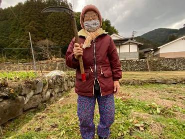 山里の訪問診療2021新春①