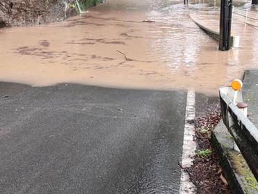 山里の訪問診療2020集中豪雨