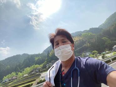 山里の訪問診療2020初夏③