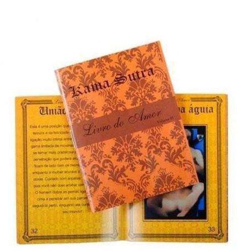 Livro Manual do KAMASUTRA