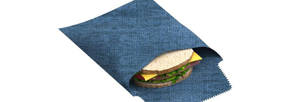 "Sandwich and snack bag 1 piece ""Jeans"""
