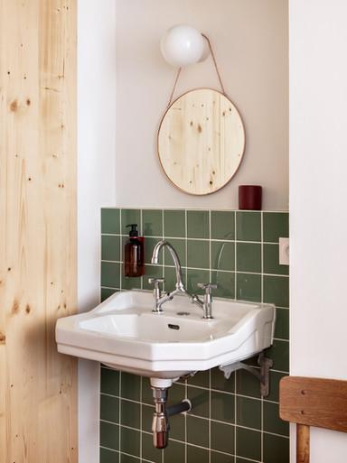 Salle de bain du Voltaire