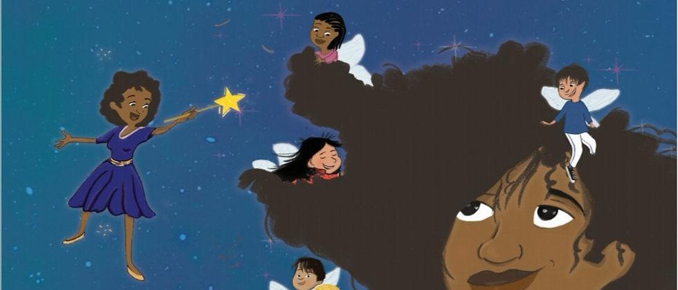 """Little Nappy tome 1 """"Maman m'apprend à m'occuper de mes cheveux"""""""