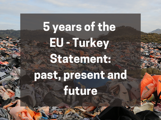 Five years of the EU – Turkey Statement:Past, present and future