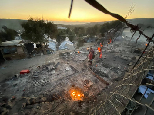 Moria Camp Fire –Fenix Humanitarian Legal Aid Emergency Response and Appeal