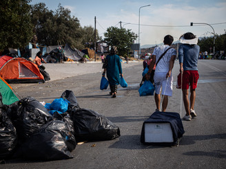 Report: Inadequate emergency response to the Moria Fires