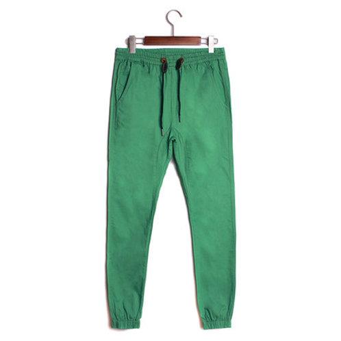 Jogger Pants - Green