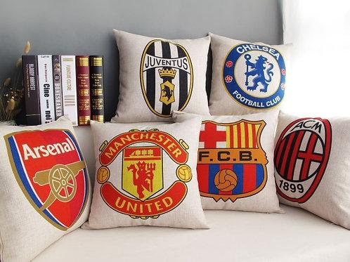 Football Club Cushion Cover