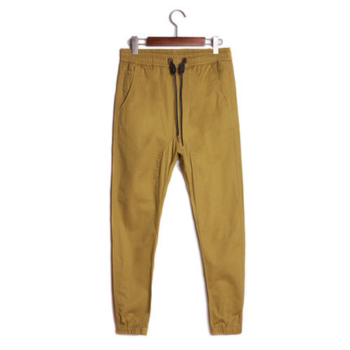 Jogger Pants - Tumeric