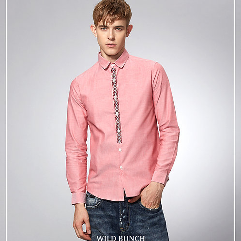 Oxford Shirt - Red
