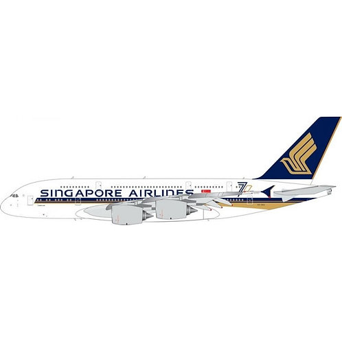Singapore Airlines Airbus A380 1/400