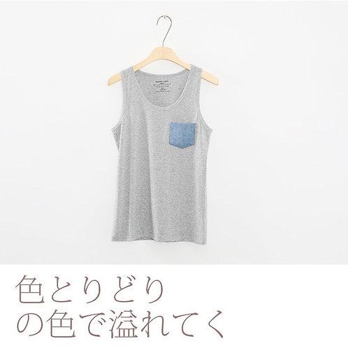 Sleeveless Tshirt