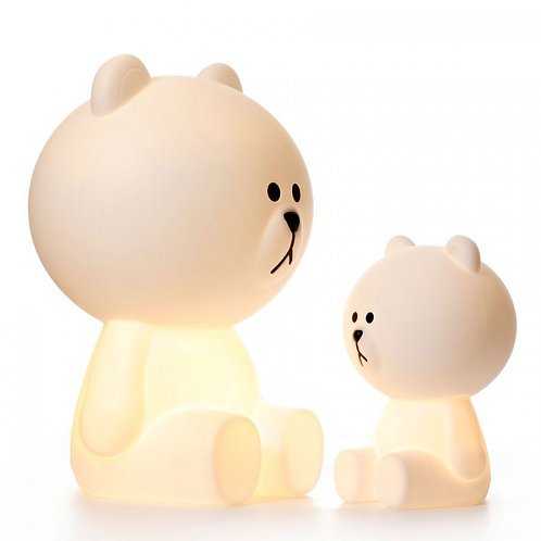 LINE FRIENDS Brown Lamp - 35cm