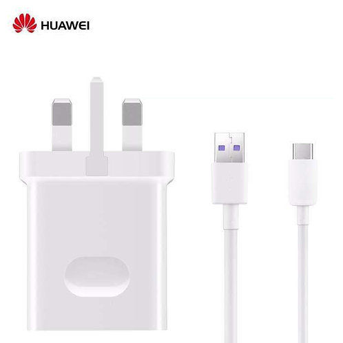 HUAWEI USB Fast Charger UK Adapter